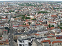 berlin linia horyzontu Zdjęcie Royalty Free