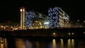 berlin main station Στοκ φωτογραφίες με δικαίωμα ελεύθερης χρήσης