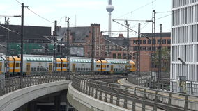 Berlin Main Station Tracks metrajes
