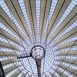 Berlin. Mall in Berlin Germany summer roof Stock Photo