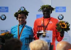 Berlin Marathon imagens de stock royalty free