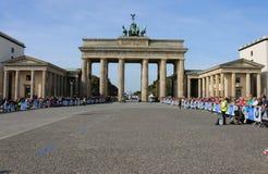 Berlin Marathon Royalty Free Stock Image