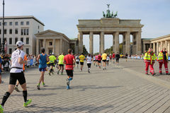 Berlin Marathon Royalty Free Stock Images