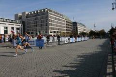 Berlin Marathon Royalty Free Stock Photo