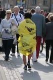 Berlin Marathon Stock Photo