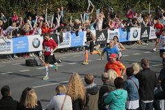Berlin Marathon Stock Images