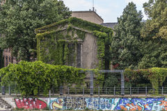 Berlin marries ivy Royalty Free Stock Photos