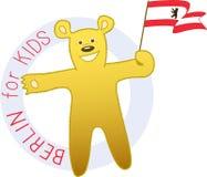 Berlin mascot Stock Image
