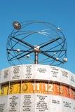 berlin matris uran Royaltyfri Bild