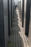 Berlin Memorial for the Murdered Jews of Europe Royalty Free Stock Photos