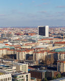Berlin Mitte Cityscape Stock Photography