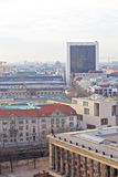 Berlin Mitte Cityscape Royalty Free Stock Photography