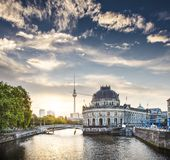 Berlin Morning Stock Photography