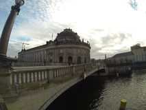 Berlin most Zdjęcie Stock