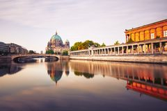 Berlin. Museum Island with Berlin Cathedral - Berlin, Germany Royalty Free Stock Photography