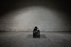 Berlin neue wache sculpture Stock Image
