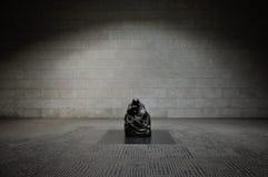 Berlin neue wache sculpture. Berlin neue wache neoclassicism sculpture Stock Image