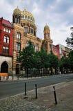 berlin neuessynagoge Royaltyfri Fotografi