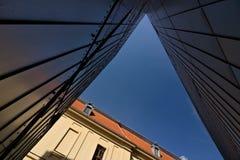Berlin, Niemcy, 13 2018 Czerwiec JÃ ¼ disches Muzealni zdjęcie royalty free
