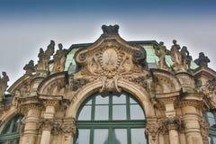 BERLIN NIEMCY, PAŹDZIERNIK, - 02, 2016: Histoirical centrum Drezdeński Stary miasteczko Drezdeński długą historię jako Obrazy Royalty Free