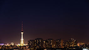 Berlin by night Stock Image