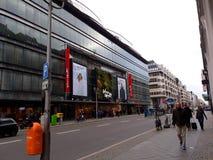 Berlin nowoczesna architektura Zdjęcia Royalty Free
