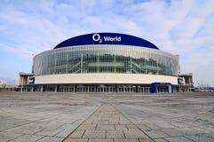 berlin o2-värld Fotografering för Bildbyråer