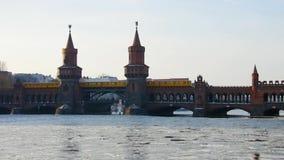 berlin oberbaumbridge zdjęcie wideo