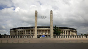 berlin olympiastadion fotografia royalty free