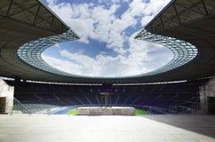 berlin olympiastadion Royaltyfria Bilder