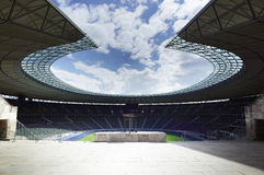 The Berlin Olympiastadion Royalty Free Stock Images