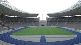 Berlin Olympic Stadium stock video footage