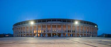 Berlin Olympic Stadium (Olympiastadion) Royalty-vrije Stock Fotografie