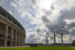 Berlin olympic stadiums Stock Photo