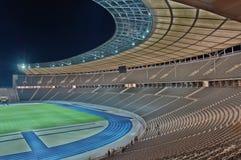 Berlin-olympisches Stadion Lizenzfreie Stockfotografie