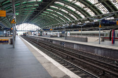 Berlin Ostbahnhof Royalty Free Stock Image
