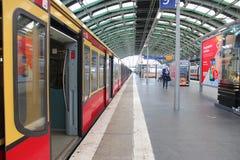 Berlin Ostbahnhof Royalty Free Stock Image