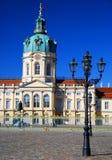 berlin pałac Charlottenburg Obraz Royalty Free