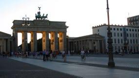 Berlin panorama Stock Photo