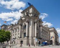 Berlin  Parliament Stock Photo