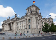 Berlin  Parliament Stock Images