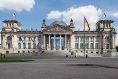 Berlin  Parliament Royalty Free Stock Photos