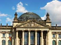 Berlin Parliament/Reichstag, Germany Stock Image