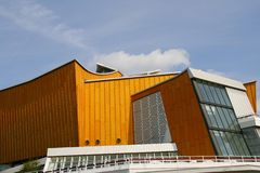Berlin Philharmonic Royalty Free Stock Photography
