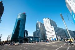 berlin platz potsdamer Zdjęcia Stock