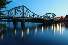 Free Berlin / Potsdam: Glienicker Bridge Stock Photography - 20425452