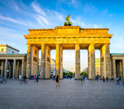 Berlin Potsdam and its surroundings Stock Images