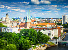 Berlin Potsdam and its surroundings Stock Image