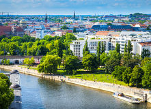 Berlin Potsdam and its surroundings Royalty Free Stock Images