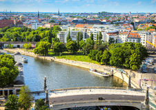 Berlin Potsdam and its surroundings. Royalty Free Stock Images